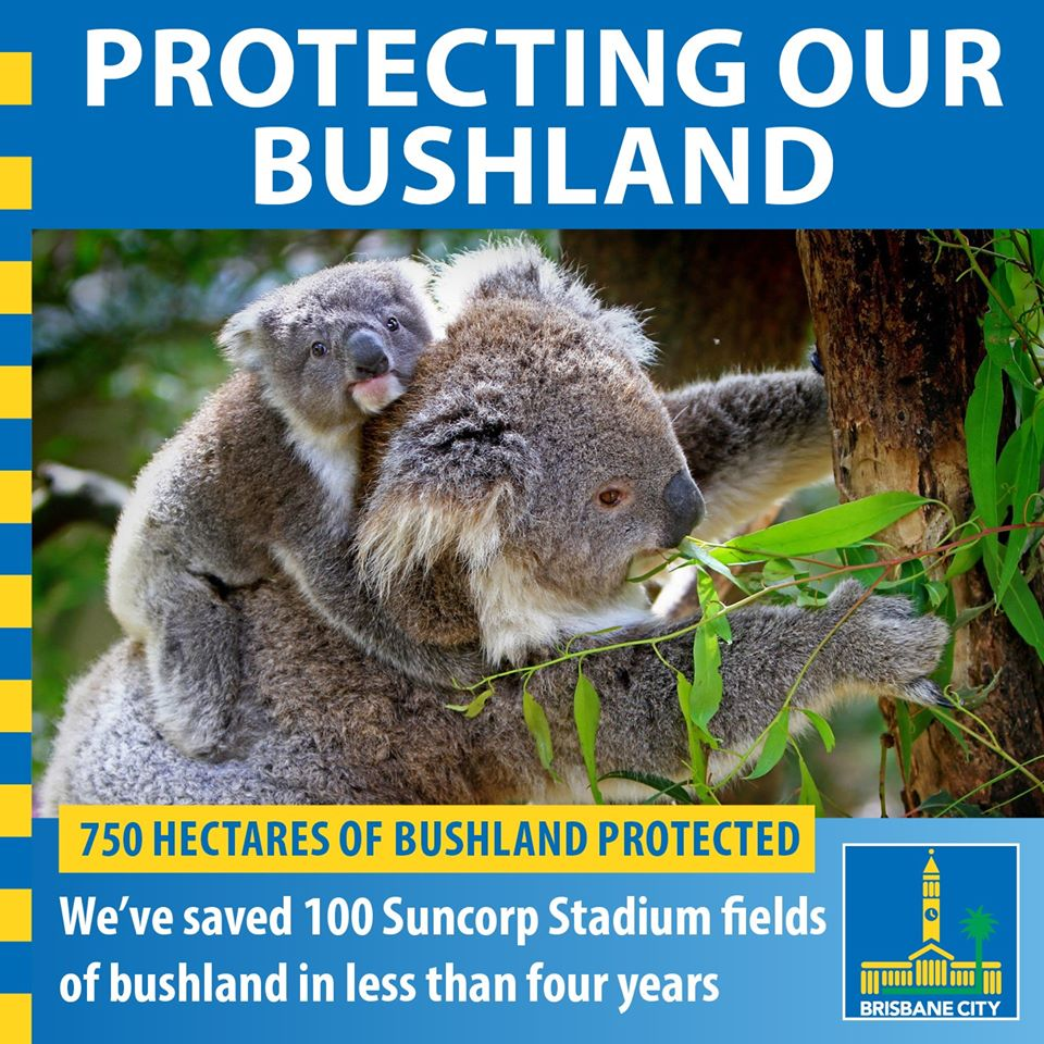 More Bushland Protected For You