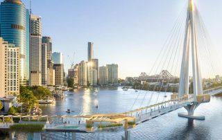 Suppliers sought to build Brisbane's newest bridges
