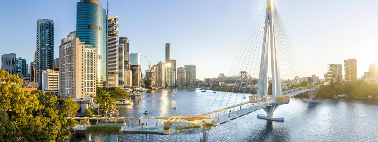 Suppliers sought to build Brisbane's newest bridges