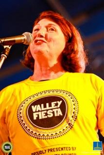 Vicki is Valley Fiesta