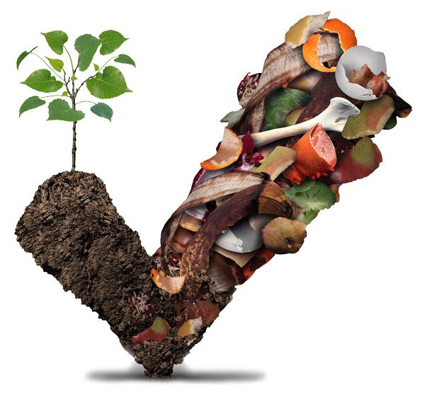 Compost rebate program.