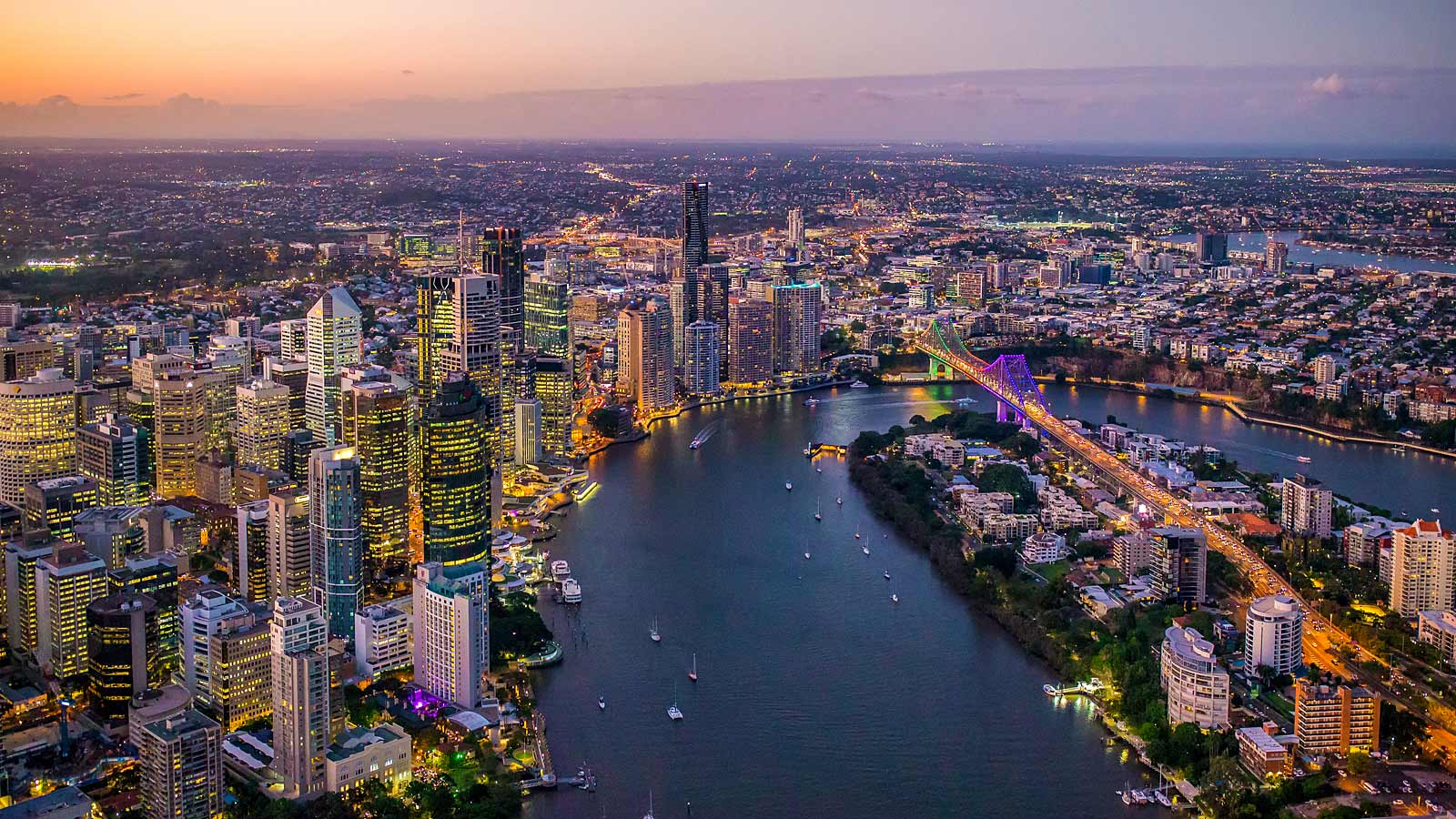 Data shows promising economic recovery in Brisbane
