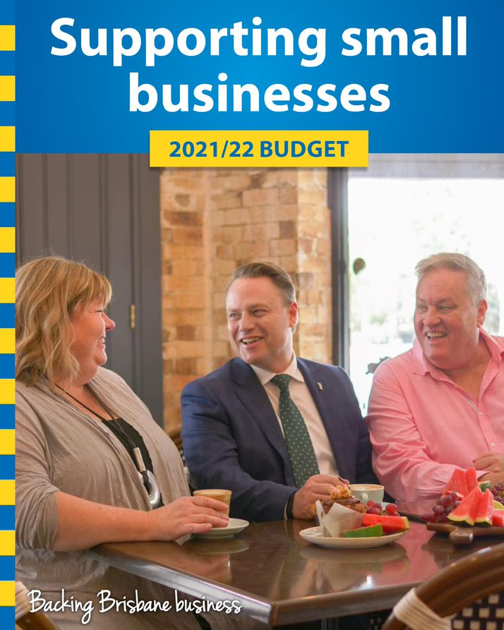 Backing Brisbane Business
