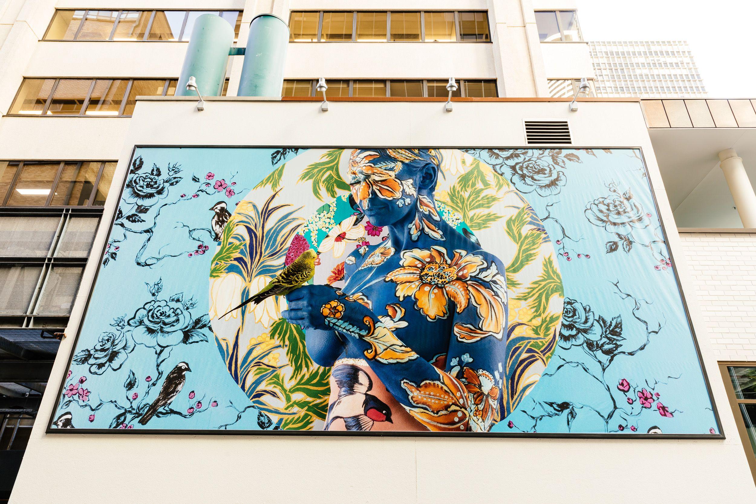Brisbane's Newest Outdoor Gallery: Springfinity