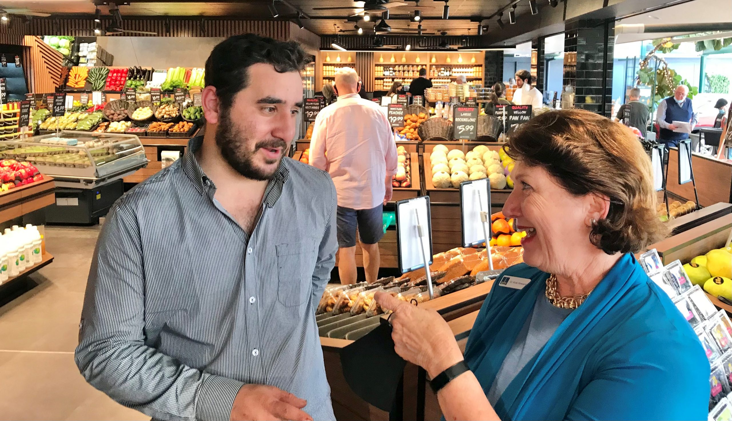 Making Central Ward the small business-friendly capital of Australia.